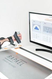 Neofect Smart Board - bei der Rehabilitation der Armfunktion