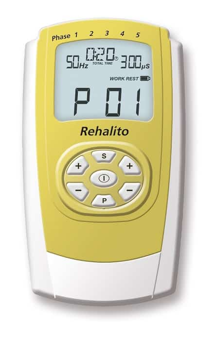 Rehalito Muskelstimulator EMS Gerät